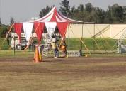 ArtÍculos de circo en renta
