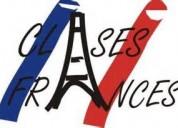 Profesor nativo francÉs imparte clases