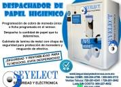 Despachador de papel higiÉnico seyelect
