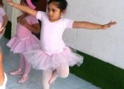 clases danza y pintura niños, jóvenes sábado mb