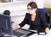 Solicito secretaria  administrativa