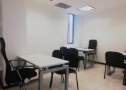 Contamos con excelentes espacios para tu oficina