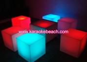 Rentamos salas neon salas led en monterrey