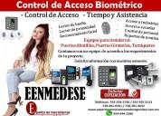 Control de acceso biometrico eenmedese