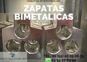 Zapata bimetalica, 3 cables