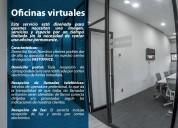 Oficinas virtuales a fácil contratación