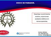 Silleta disco separador