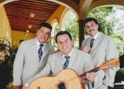 Trío musical para fiestas y eventos cuernavaca