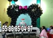 Decoraciones con globos