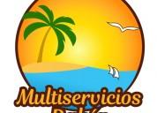 Multiservicios bahia servicios de limpieza