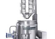Máquinas para homogeneizar