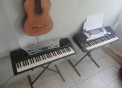 Clases de teclado y guitarra san luis potosi