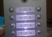 Instalaciones de interfonos.