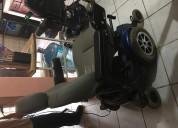 Silla de ruedas eléctrica jazzy 1122