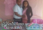 Animadoras para tu baby shower