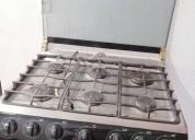 estufa mabe de 6 quemadores