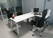 La oficina perfecta para trabajar la tenemos nosot