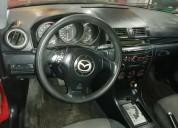 Mazda 3 mod. 2006 automatico , clima, hidráulica.