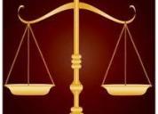 Divorcio express desde $ 5000 pesos y juicios civiles y familiares