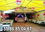 Decoraciónes con globos para fiestas infantiles, bautizos, comuniones