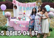 Animamos tu baby shower super divertido