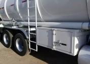 En remate pipa de combustible de 25mil ltrs 2009