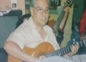 Solicito guitarrista cantante
