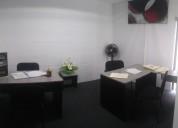 Oficina en renta, amueblada en leÓn gto
