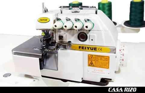 Máquina overlock feiyue fy757d