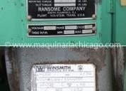 Mesa para soldar ransome 1,000 lbs en venta