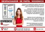 Expendedor de papel higiÉnico eenmedese