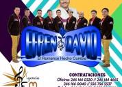 Efren david (el romance hecho cumbia)
