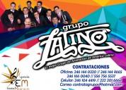 El grupo latino