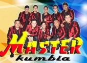 Grupo master kumbia