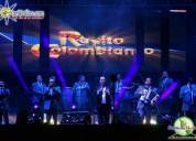 Grupo rayito colombiano