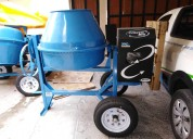 Mezclador de cemento en renta