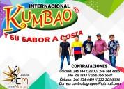 Grupo internacional kumbao