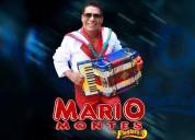"""Mario montes """"el fiestero"""""""
