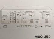 Manual service erbe mcc 350