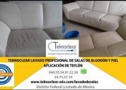 Teknoclear lavado de salas/ teknoclear lavado de salas