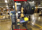 Troqueladora federal 45 ton en venta