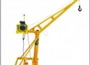 Elevador electrico para obra y construcciÓn