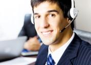 Vendedor de telemarketing