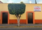 Terreno con construccion en venta en tlaxcala