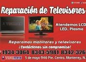 Reparación de televisores.