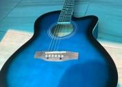 guitarras electroacÚsticas nuevas
