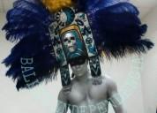 Fiestas,eventos,el azteca de plata show performanc