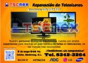 Reparacion de televisores lcd o led.