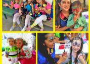 Payasitas animadoras para tus fiestas infantiles