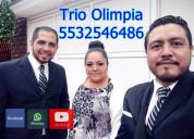 Trio trio trios en colonia roma cdmx
